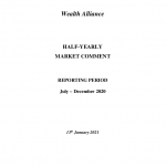 HALF-YEARLY MARKET COMMENT